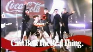 Coca Cola Classic - New Kids On The Block