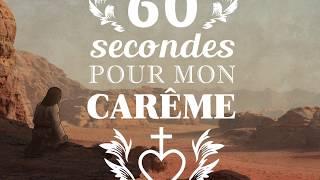 Mercredi des Cendres, 60's pour mon Carême
