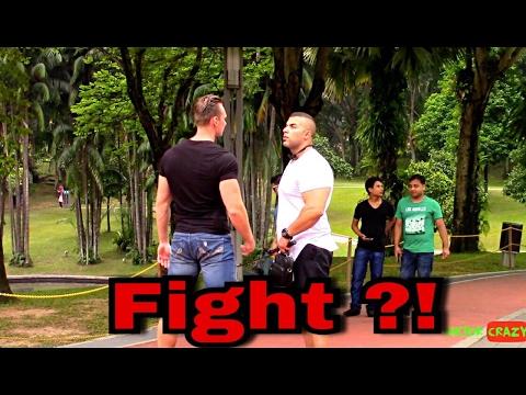 YOU LOOKS LIKE YOU WANNA FIGHT