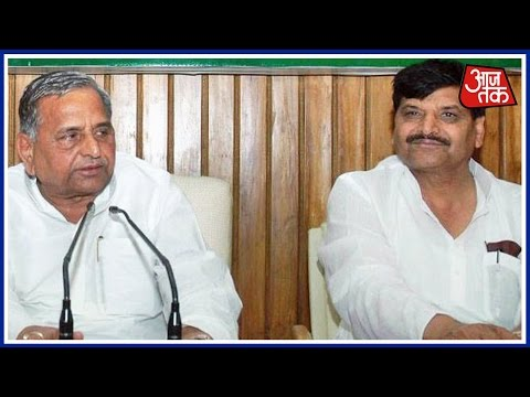 Crack In SP: Shivpal Yadav Now Drop's The Responsibility On Mulayam Singh's Lap