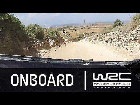 WRC - Rally Italia Sardegna 2015: Protasov Onboard Powerstage