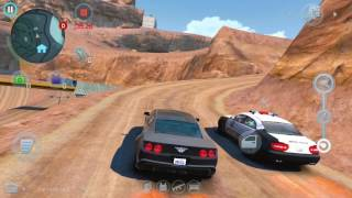 Gangstar Vegas HD: What happens if you follow the Police all the TIME? | Incredible