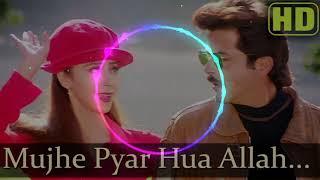 Mujhe Pyaar Hua Allah Miya Mp3 Dj Song | Dj Song Hindi 3D Quality Songs | Dj Song In 3D Songs - Dj