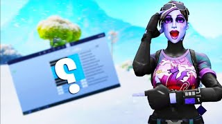 This Sensitivity Will Give You *AIMBOT* In Fortnite And this Video Proves It #SilenceRC #SilenceCreator