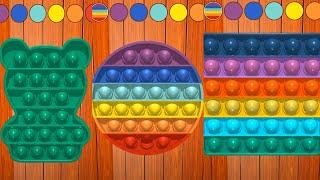 Fidget Toys 3D   Fidget Cube, Anti Stress & Calm Gameplay for Android ASMR screenshot 4