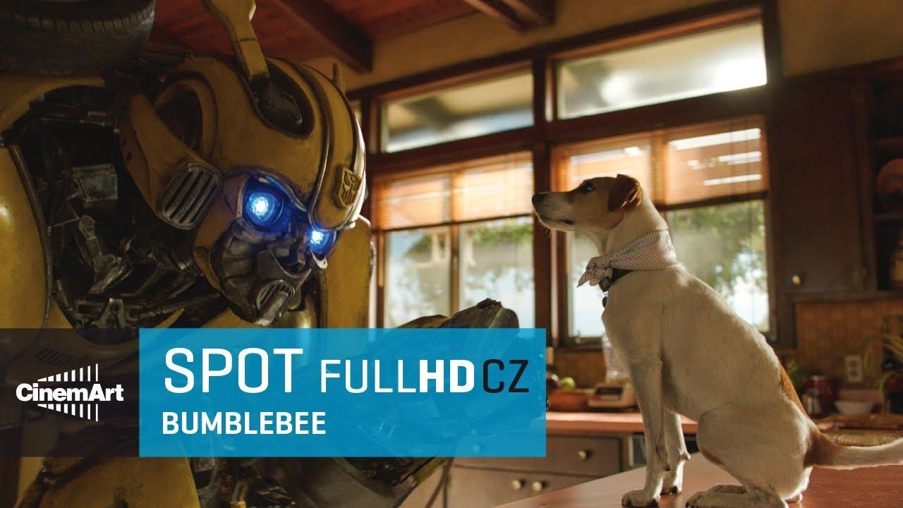 Bumblebee (2018) HD spot [CZ TIT]