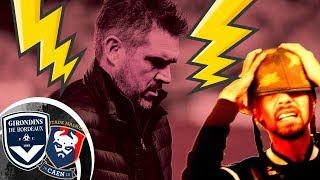 TOUT PART EN COUILLE !! [ DEBRIEF Bordeaux Caen 0 - 2 ]