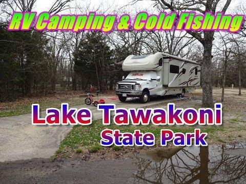 A Visit To Lake Tawakoni State Park | RV Camping And Fishing