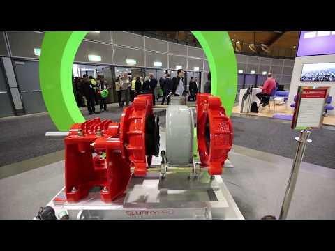 Global Pumps at AIMEX 2017