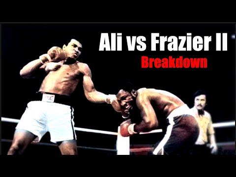 The Epic Rematch Explained - Ali vs Frazier 2 Breakdown