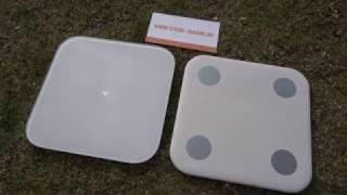 Умные весы Xiaomi Smart Body Scale 2, краткий обзор и сравнение с первой версией