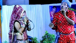Repeat youtube video Rajasthani Dhamaka Comedy | Mahavir Paniya Sapet & Sonu | Hyderabad Live | Jhut Bolba Janu