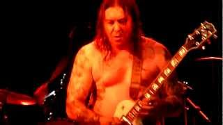High on Fire - Fury Whip (Live in Malmö, February 19th, 2013)