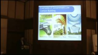 Performance Design of Low Carbon Green Building - Steve Anthony Lojuntin (SEDA) Thumbnail
