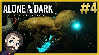 ANOTHER BROKEN LEVEL! ▶ Alone in the Dark Illumination Gameplay 🔴 Part 4 - Let's Play Walkthrough
