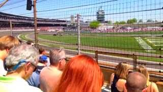 2014 Indianapolis 500 Pre-Race Ceremonies (1 of 2)