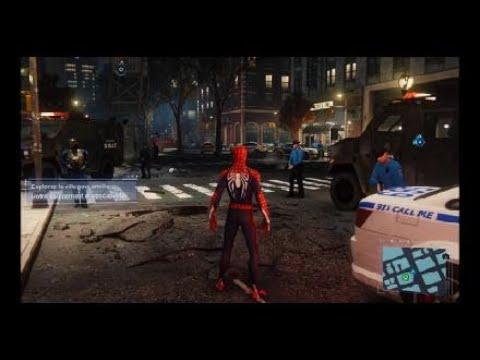 Marvel's Spider-Man_Choc financier, fin