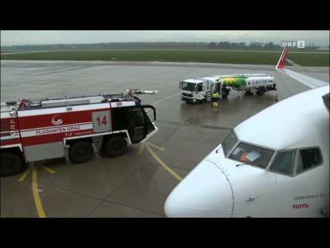 Österreich-Bild - 100 Jahre Flughafen Graz 2