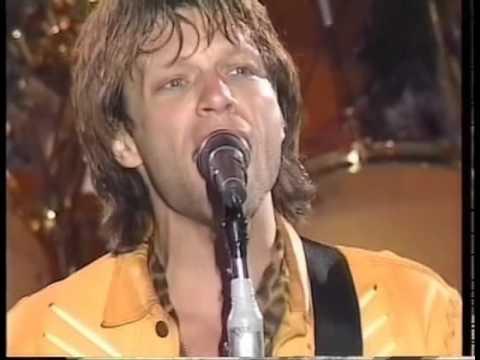 Bon Jovi Live At Yokohama Stadium 1996