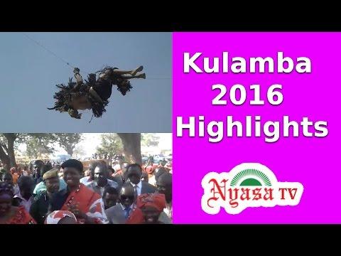 Kulamba 2016 Highlights | NyasaTV