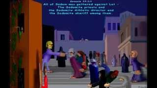 Genesis 19 -  Lot in Sodom