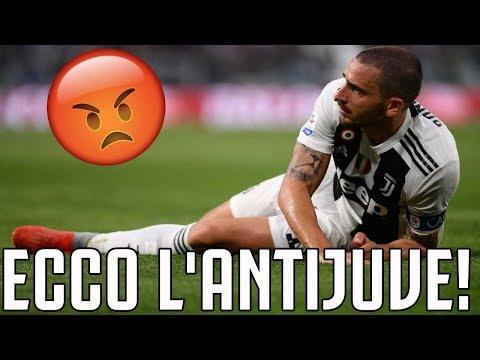 JUVENTUS - Genoa 1-1   ECCO LA VERA ANTIJUVE!!