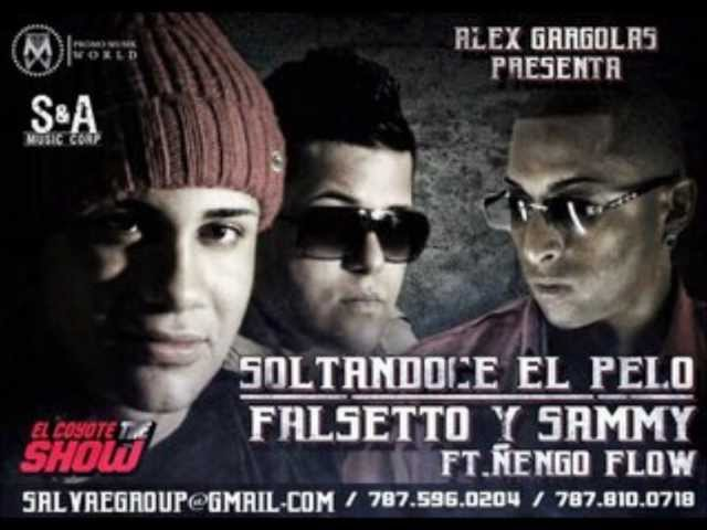 Falsetto Y Sammy Ft. Ñengo Flow - Soltandose El Pelo Reggaeton 2012 Videos De Viajes