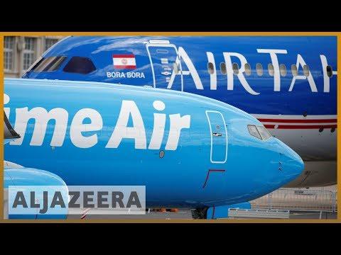 Boeing crisis dominates Paris Air Show 2019