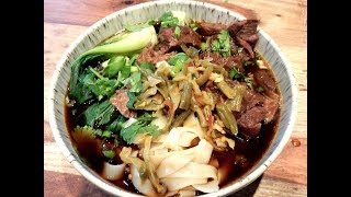S2Ep33-Taiwanese Style Beef Noodle Soup 臺灣牛肉麵