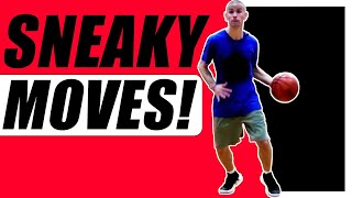 Sneaky, Killer Crossover Moves! Stretch-Hesi Remixes! How To Break Ankles In Basketball