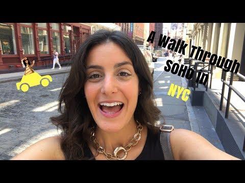 A Walk through SoHo: One of NYC's Trendiest Neighborhoods