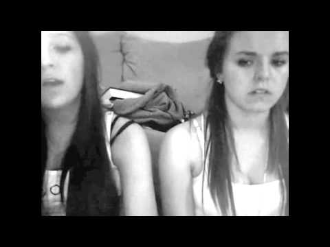 give me your eyes - brandon heath cover by lauren sanderson and andrea russett