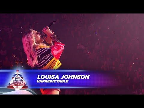 Louisa Johnson - 'Unpredictable' - (Live At Capital's Jingle Bell Ball 2017)