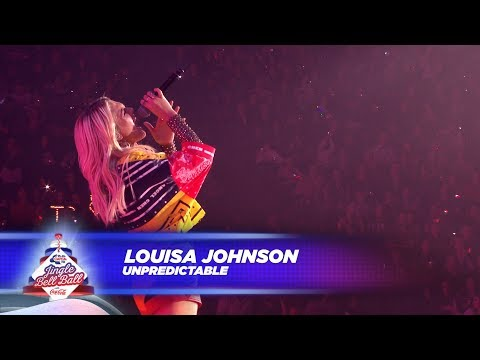 Louisa Johnson - 'Unpredictable