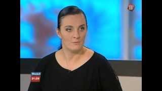 Елена Ваенга Интервью 9 канал Израиль 09 02 .2014