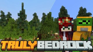 Putting us to Work! Truly Bedrock SMP | Season 1