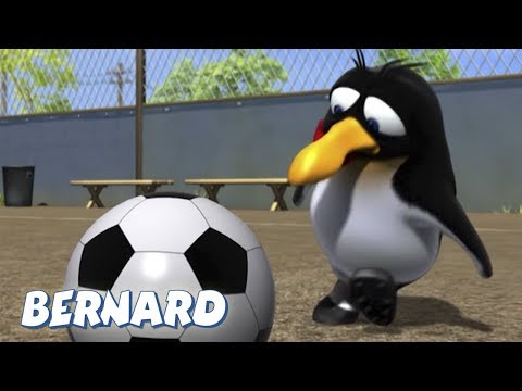 Bernard Bear | Football AND MORE | 30 Min Compilation | Cartoons For Children