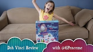 Doh Vinci by Play-Doh Review