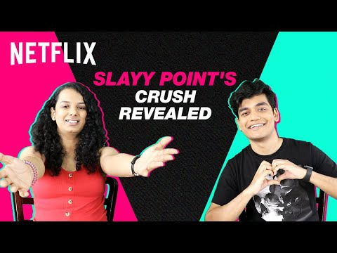 Has @Slayy Point Fallen In Love?   Now Memeing   Netflix India