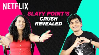 Has ​@Slayy Point Fallen In Love? | Now Memeing | Netflix India