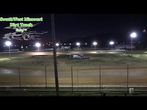 A MOD Heat Races | Springfield Raceway | 10.14.17 Dirt Track Racing