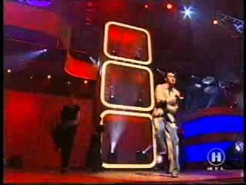 Billy Crawford - Trackin (The Dome)