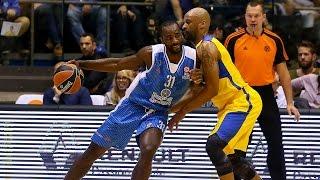 Highlights: Maccabi Fox Tel Aviv-Dinamo Banco Di Sardegna Sassari