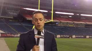Mike Reiss Impressions of Patriots Draft Trade