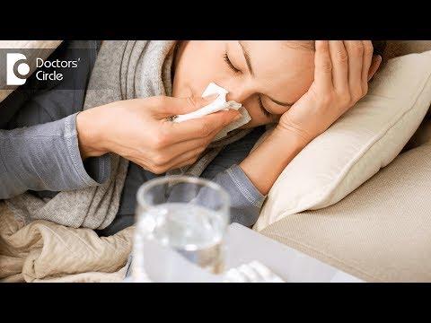 What are the symptoms of swine flu? - Dr. Cajetan Tellis
