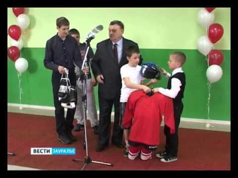 Для жителей села Красномыльское Шадринского района открыли новый современный тренажерный зал.