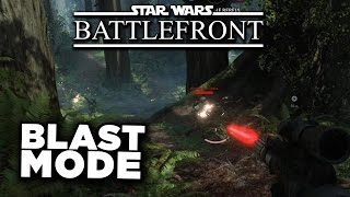 Blast Mode Gameplay - Star Wars: Battlefront