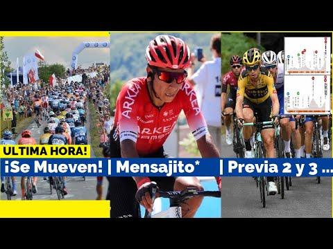 ¡Ultimas NOTICIAS del CICLISMO! NAiRO Quintana, Dauphiné, Fichajes...