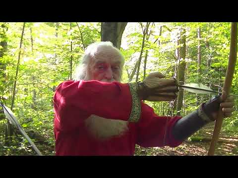 SAVE YOUR SHOULDER BONE ALIGNMENT  ENGLISH LONGBOW
