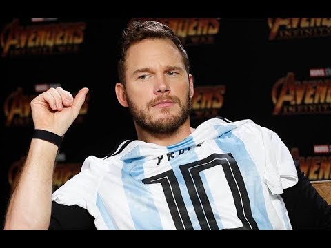Chris Pratt podría ser argentino